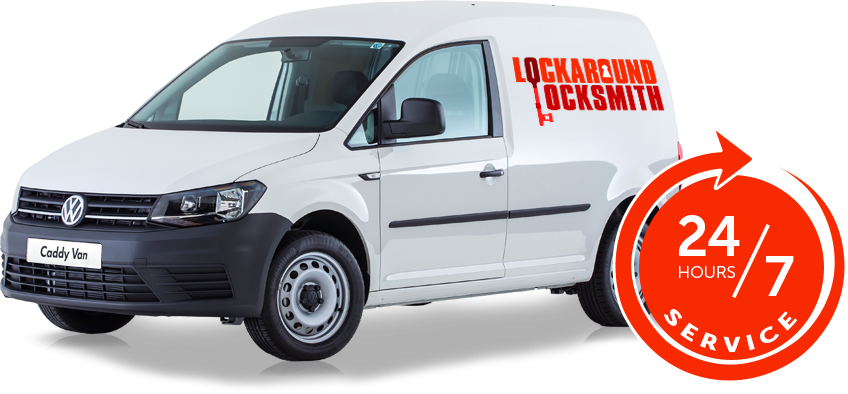 mobile locksmith service van 24 hour 7 day 24/7